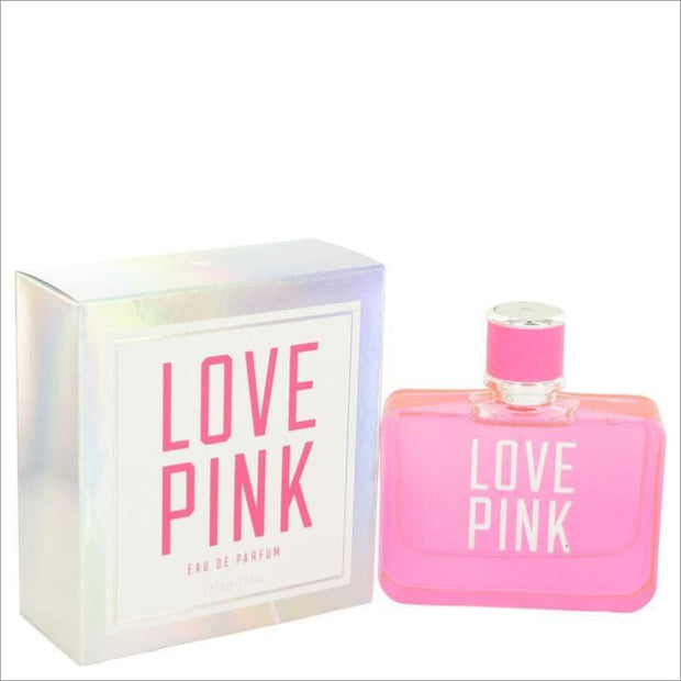 Love Pink by Victorias Secret Eau De Parfum Spray 1.7 oz for Women - PERFUME