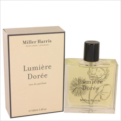 Lumiere Doree by Miller Harris Eau De Parfum Spray 3.4 oz for Women - PERFUME