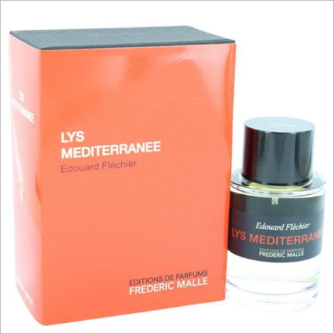 Lys Mediterranee by Frederic Malle Eau De Parfum Spray (Unisex) 3.4 oz for Women - Fragrances for Women