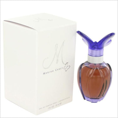 M (Mariah Carey) by Mariah Carey Eau De Parfum Spray 1 oz for Women - PERFUME