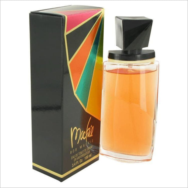MACKIE by Bob Mackie Eau De Toilette Spray 3.4 oz for Women - PERFUME