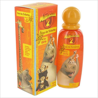 Madagascar 2 by Dreamworks Eau De Toilette Spray 2.5 oz for Women - PERFUME