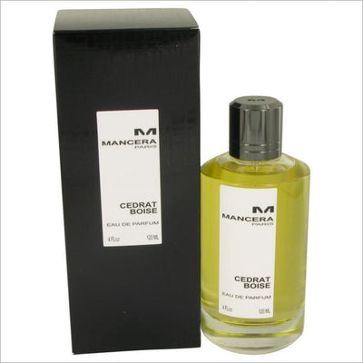 Mancera Cedrat Boise by Mancera Eau De Parfum Spray (Unisex) 4 oz for Women - PERFUME