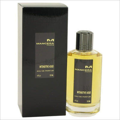 Mancera Intensive Aoud Black by Mancera Eau De Parfum Spray 4 oz for Women - PERFUME