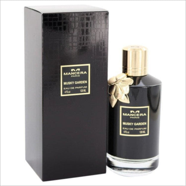 Mancera Musky Garden by Mancera Eau De Parfum Spray 4 oz for Women - PERFUME