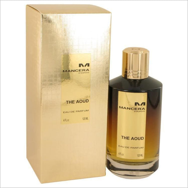 Mancera The Aoud by Mancera Eau De Parfum Spray 4 oz for Women - PERFUME