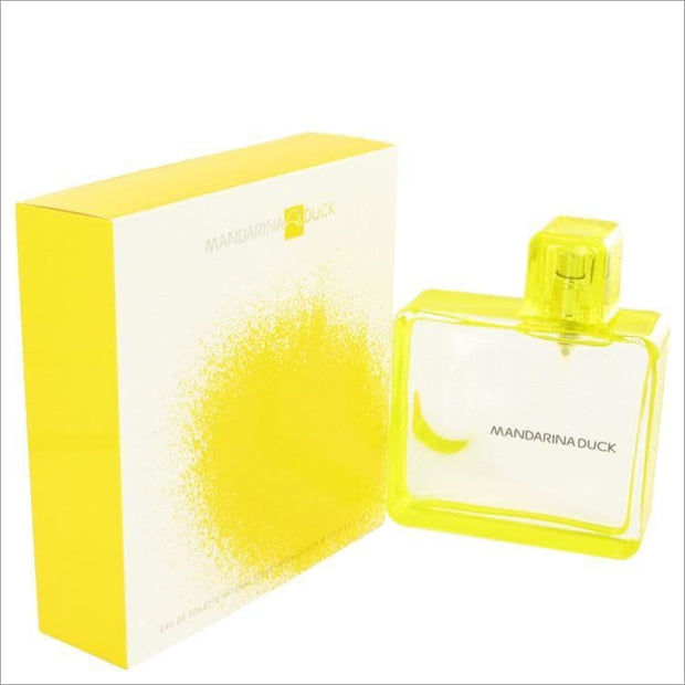 Mandarina Duck by Mandarina Duck Eau De Toilette Spray 3.4 oz for Women - PERFUME