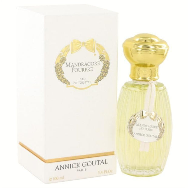 Mandragore Pourpre by Annick Goutal Eau De Toilette Spray 3.4 oz - WOMENS PERFUME