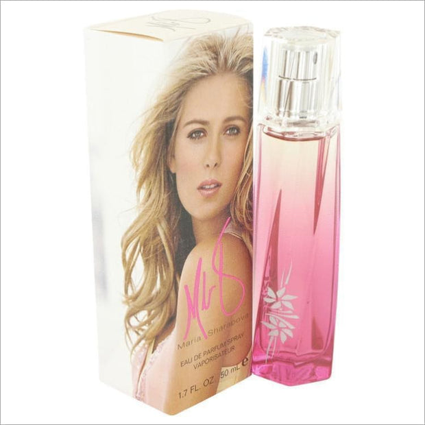 Maria Sharapova by Parlux Eau De Parfum Spray 1.7 oz for Women - PERFUME