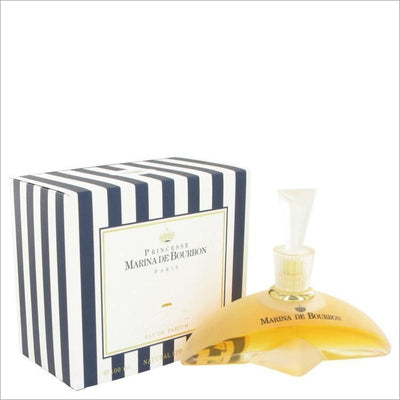 MARINA DE BOURBON by Marina De Bourbon Eau De Parfum Spray 3.3 oz for Women - PERFUME