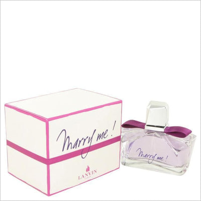 Marry Me by Lanvin Eau De Parfum Spray 2.5 oz for Women - PERFUME