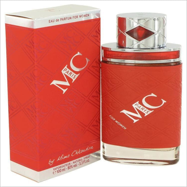 MC Mimo Chkoudra by Mimo Chkoudra Eau De Parfum Spray 3.3 oz for Women - PERFUME
