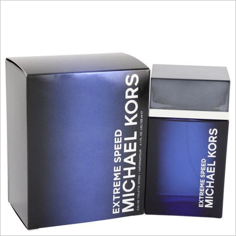 Michael Kors Extreme Speed by Michael Kors Eau De Toilette Spray 4.1 oz for Men - COLOGNE
