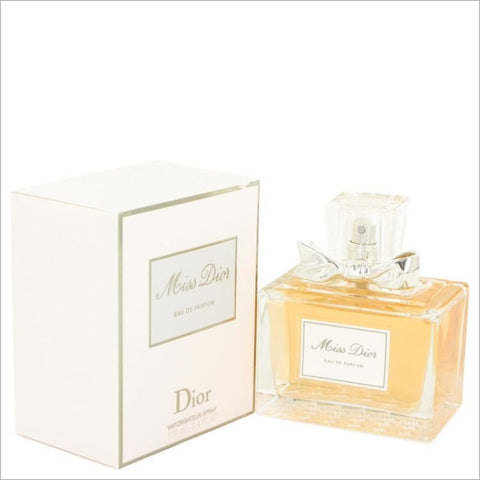 Miss Dior (Miss Dior Cherie) by Christian Dior Eau De Parfum Spray (New Packaging) 3.4 oz for Women - PERFUME