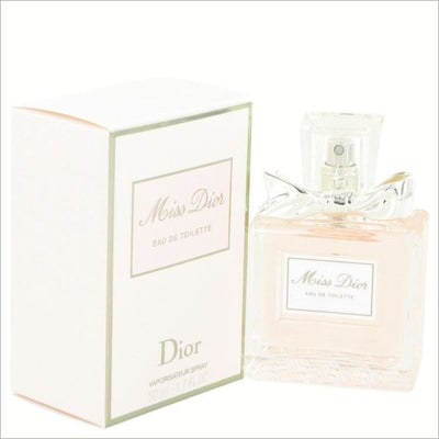 Miss Dior (Miss Dior Cherie) by Christian Dior Eau De Toilette Spray (New Packaging) 1.7 oz for Women - PERFUME