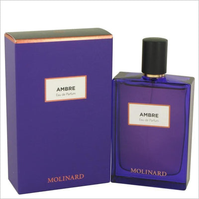 Molinard Ambre by Molinard Eau De Parfum Spray 2.5 oz for Women - PERFUME