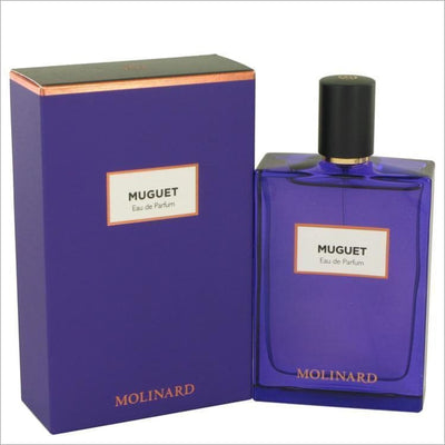 Molinard Muguet by Molinard Eau De Parfum Spray 2.5 oz for Women - PERFUME