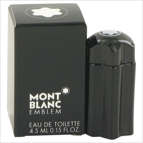 Montblanc Emblem by Mont Blanc Mini EDT .15 oz for Men - COLOGNE