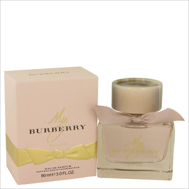 My Burberry Blush by Burberry Eau De Parfum Spray 3 oz for Women - PERFUME