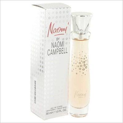 Naomi by Naomi Campbell Eau De Toilette Spray 1 oz for Women - PERFUME