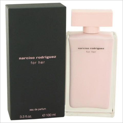 Narciso Rodriguez by Narciso Rodriguez Eau De Parfum Spray 3.3 oz for Women - PERFUME