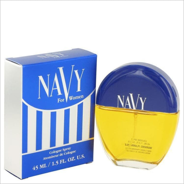 NAVY by Dana Cologne Spray 1.5 oz - Famous Perfume Brands for Women