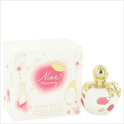 Nina Fantasy by Nina Ricci Eau De Toilette Spray (Limited Edition) 1.6 oz for Women - PERFUME