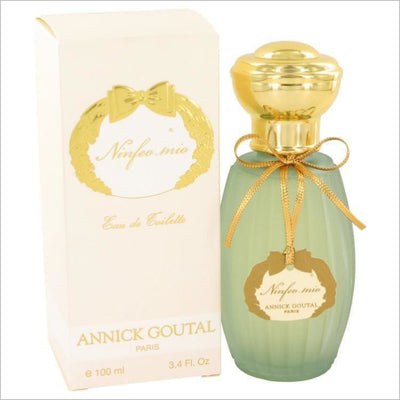 Ninfeo Mio by Annick Goutal Eau De Toilette Spray 3.4 oz for Women - PERFUME