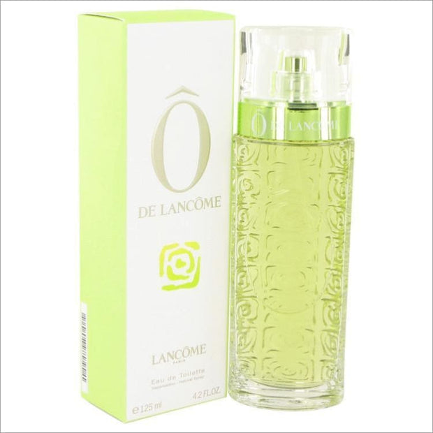 O de Lancome by Lancome Eau De Toilette Spray 4.2 oz for Women - PERFUME