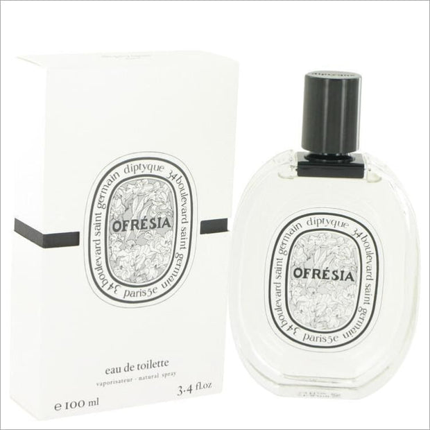 OFRESIA by Diptyque Eau De Toilette Spray (Unisex) 3.4 oz for Women - PERFUME