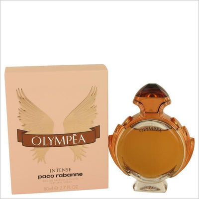 Olympea Intense by Paco Rabanne Eau De Parfum Spray 2.7 oz for Women - PERFUME