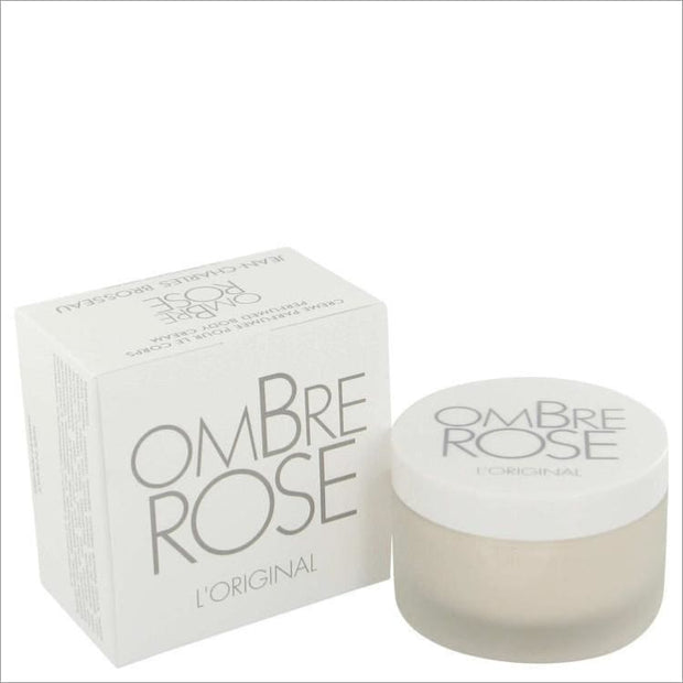 Ombre Rose by Brosseau Body Cream 6.7 oz for Women - PERFUME