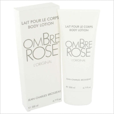 Ombre Rose by Brosseau Body Lotion 6.7 oz for Women - PERFUME