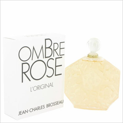 Ombre Rose by Brosseau Eau De Toilette 6 oz - Famous Perfume Brands for Women