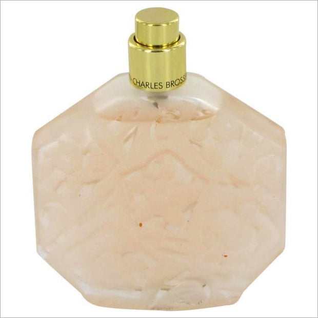 Ombre Rose by Brosseau Eau De Toilette Spray (Tester) 3.4 oz - WOMENS PERFUME