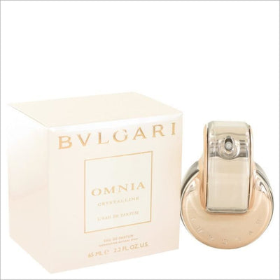Omnia Crystalline Leau De Parfum by Bvlgari Mini EDP Spray .84 oz for Women - PERFUME