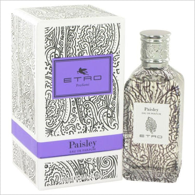 Paisley by Etro Eau De Parfum Spray (Unisex) 3.4 oz - Famous Perfume Brands for Women