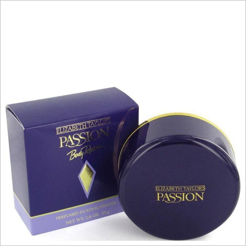 PASSION by Elizabeth Taylor Dusting Powder 2.6 oz for Women - PERFUME