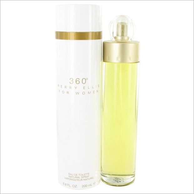perry ellis 360 by Perry Ellis Eau De Toilette Spray 6.7 oz for Women - PERFUME