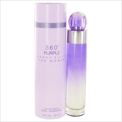 Perry Ellis 360 Purple by Perry Ellis Body Mist 8 oz - WOMENS PERFUME