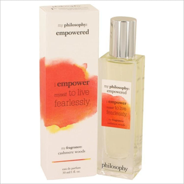 Philosophy Empowered by Philosophy Eau De Parfum Spray 1 oz for Women - PERFUME