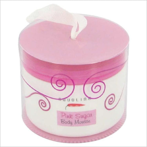 Pink Sugar by Aquolina Body Mousse 8.5 oz for Women - PERFUME