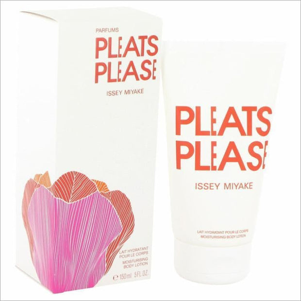 Pleats Please by Issey Miyake Body Lotion 5.2 oz for Women - PERFUME