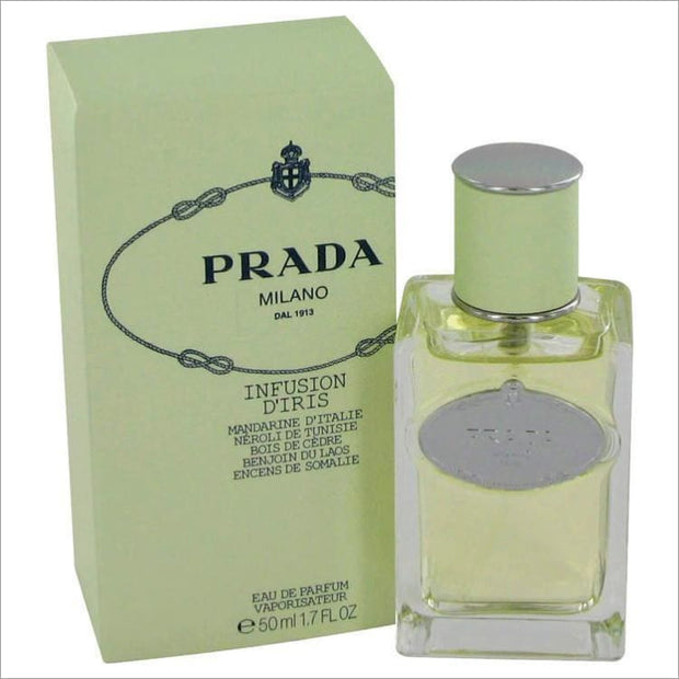 Prada Infusion Diris by Prada Eau De Parfum Spray 6.7 oz for Women - PERFUME