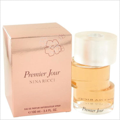 Premier Jour by Nina Ricci Eau De Parfum Spray 3.3 oz for Women - PERFUME