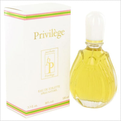 PRIVILEGE by Privilege Eau De Toilette Spray 3.4 oz for Women - PERFUME