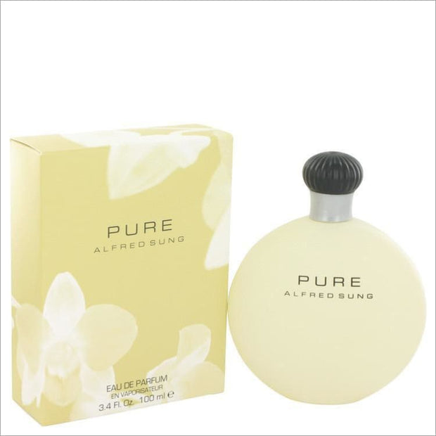 PURE by Alfred Sung Eau De Parfum Spray 3.4 oz for Women - PERFUME