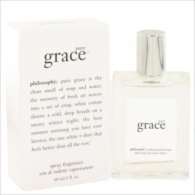 Pure Grace by Philosophy Eau De Toilette Spray 2 oz for Women - PERFUME