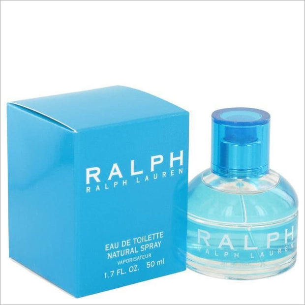 RALPH by Ralph Lauren Eau De Toilette Spray 1.7 oz for Women - PERFUME