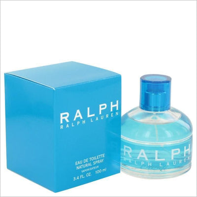 RALPH by Ralph Lauren Eau De Toilette Spray 3.4 oz for Women - PERFUME